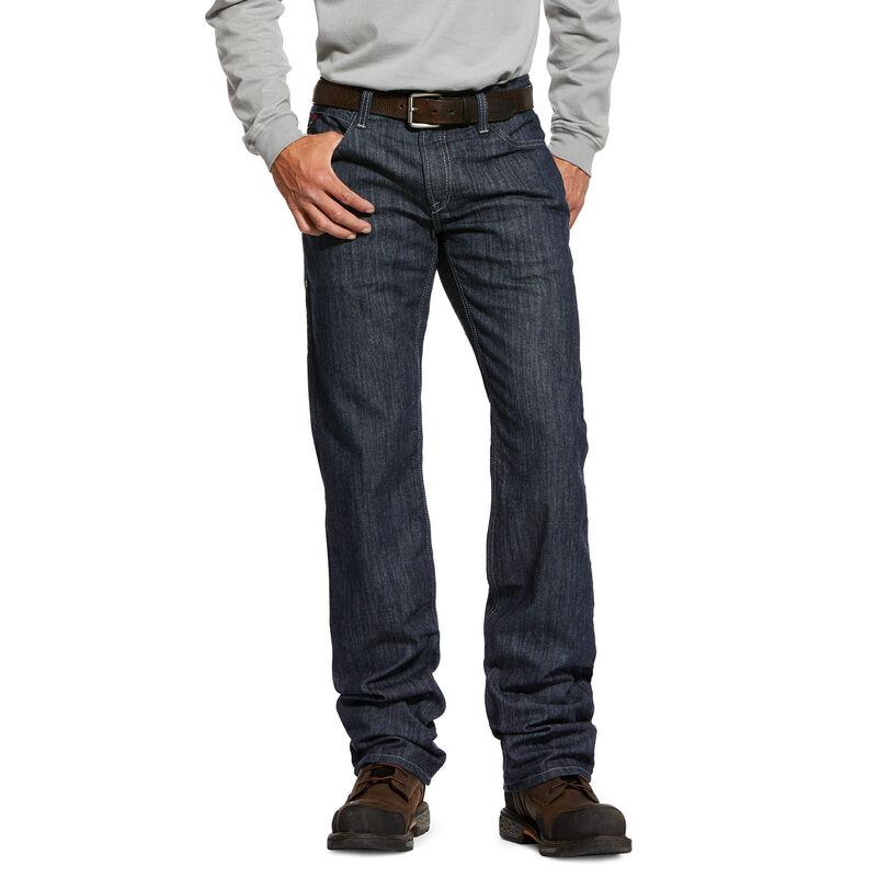 FR M5 Slim Armor Stretch Stackable Straight Leg Jean