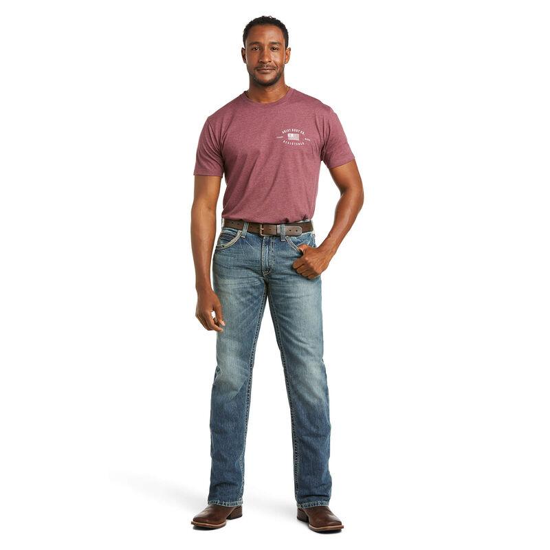M5 Slim Gambler Stackable Straight Leg Jean