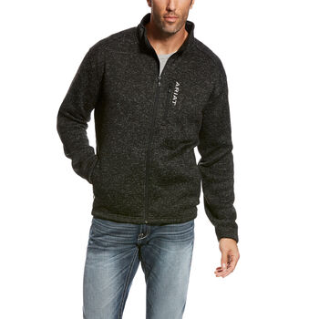 Caldwell Full Zip Sweater