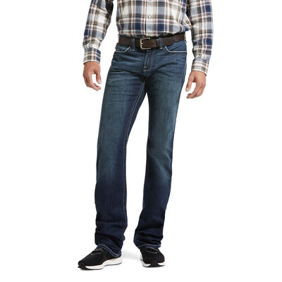 M7 Zeke Stackable Straight Leg Jean