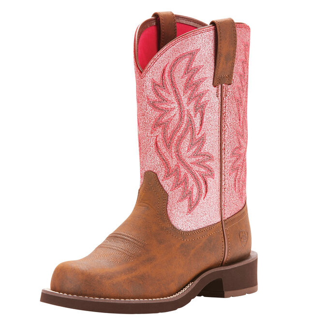 Fatbaby Heritage Tall Western Boot