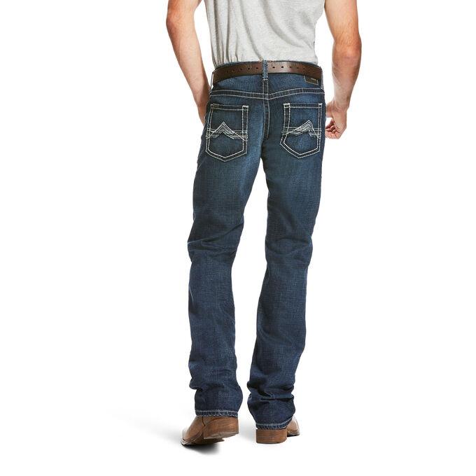 M5 Slim Merced Stretch Boot Cut Jean