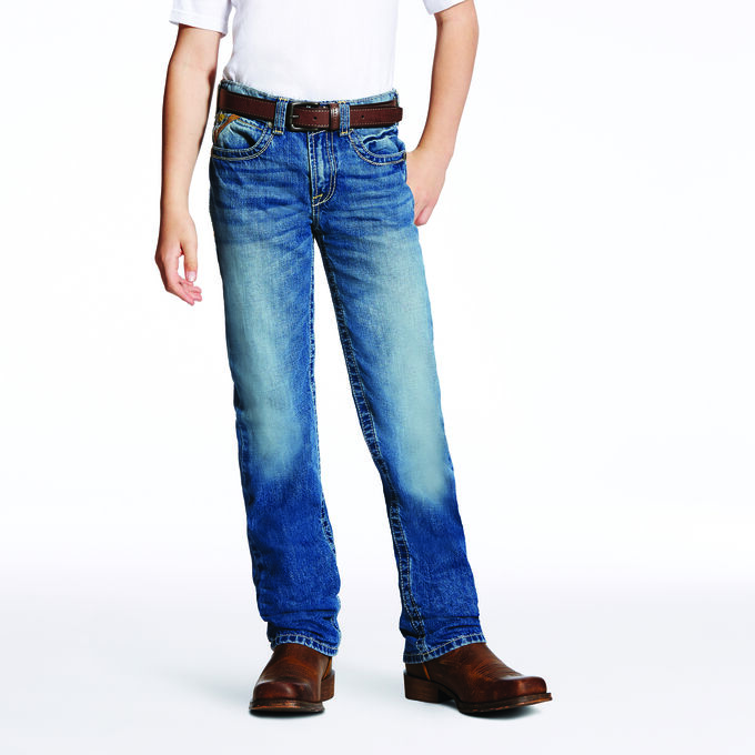 B5 Slim Powell Stackable Straight Leg Jean