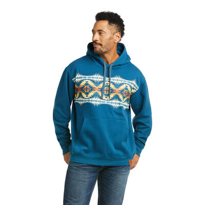 Pendleton Hoodie Sweatshirt