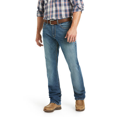 M4 Low Rise Stretch Rincon Stackable Boot Cut Jean