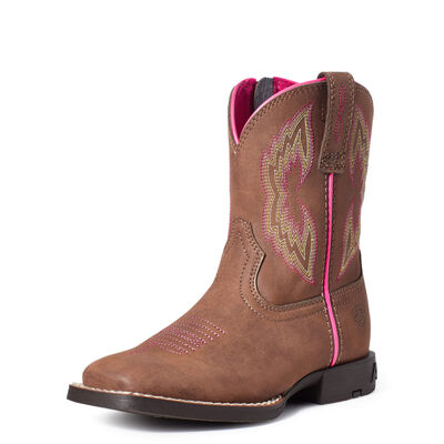 Child Dash Western Boot