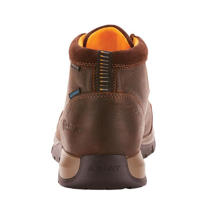 Edge LTE Moc Waterproof Composite Toe Work Boot