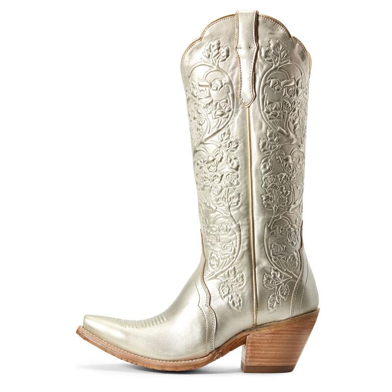 Platinum Western Boot