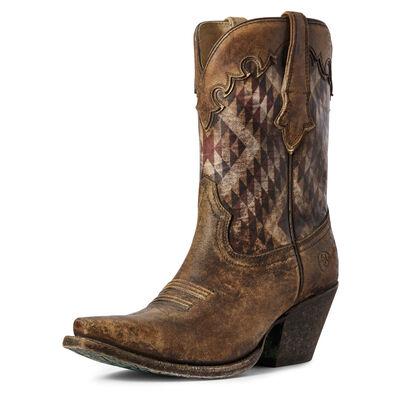 Circuit Gemma Western Boot