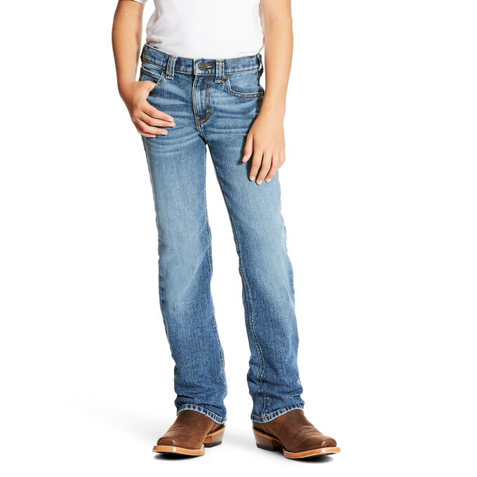 B4 Relaxed Legacy Stretch Boot Cut Jean