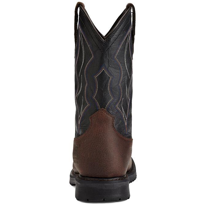 15f27653788 RigTek Wide Square Toe Waterproof Composite Toe Work Boot