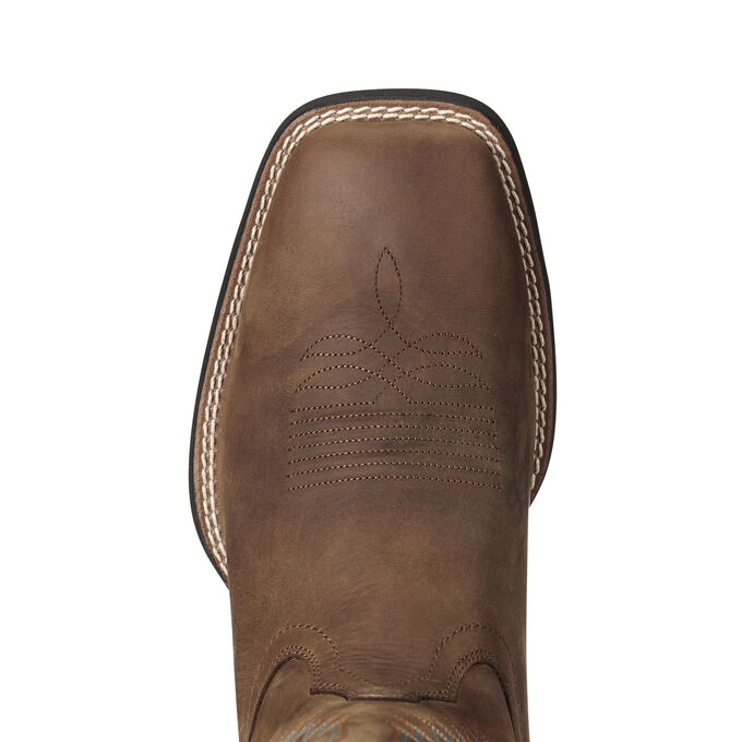 Sport Stonewall Western Boot