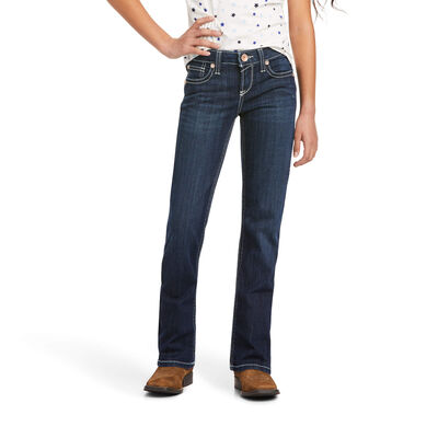 R.E.A.L. Stretch Ella Boot Cut Jean