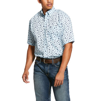 Norristown Print Classic Fit Shirt