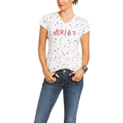 REAL Bespangled T-Shirt