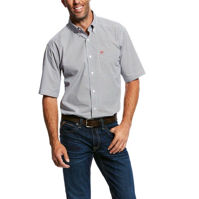 Nickels SS Print Shirt