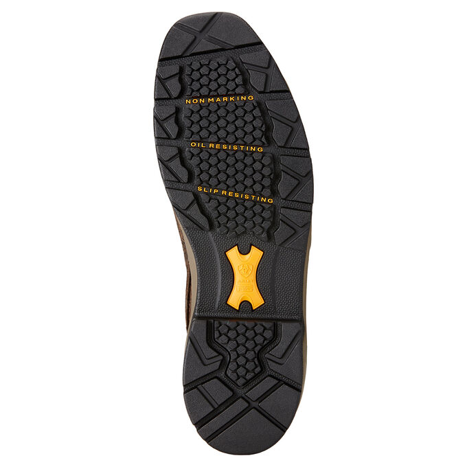 "MasterGrip 6"" MetGuard Waterproof Composite Toe Work Boot"
