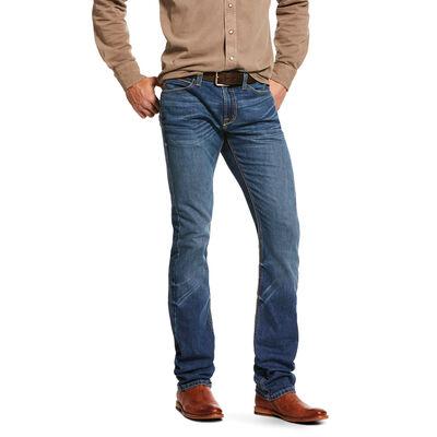 M8 Modern TekStretch Niles Straight Jean