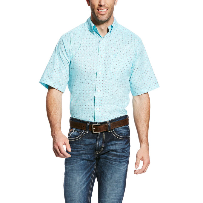 Geno Fitted Shirt