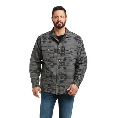 Retro Halderman Insulated Shirt Jacket