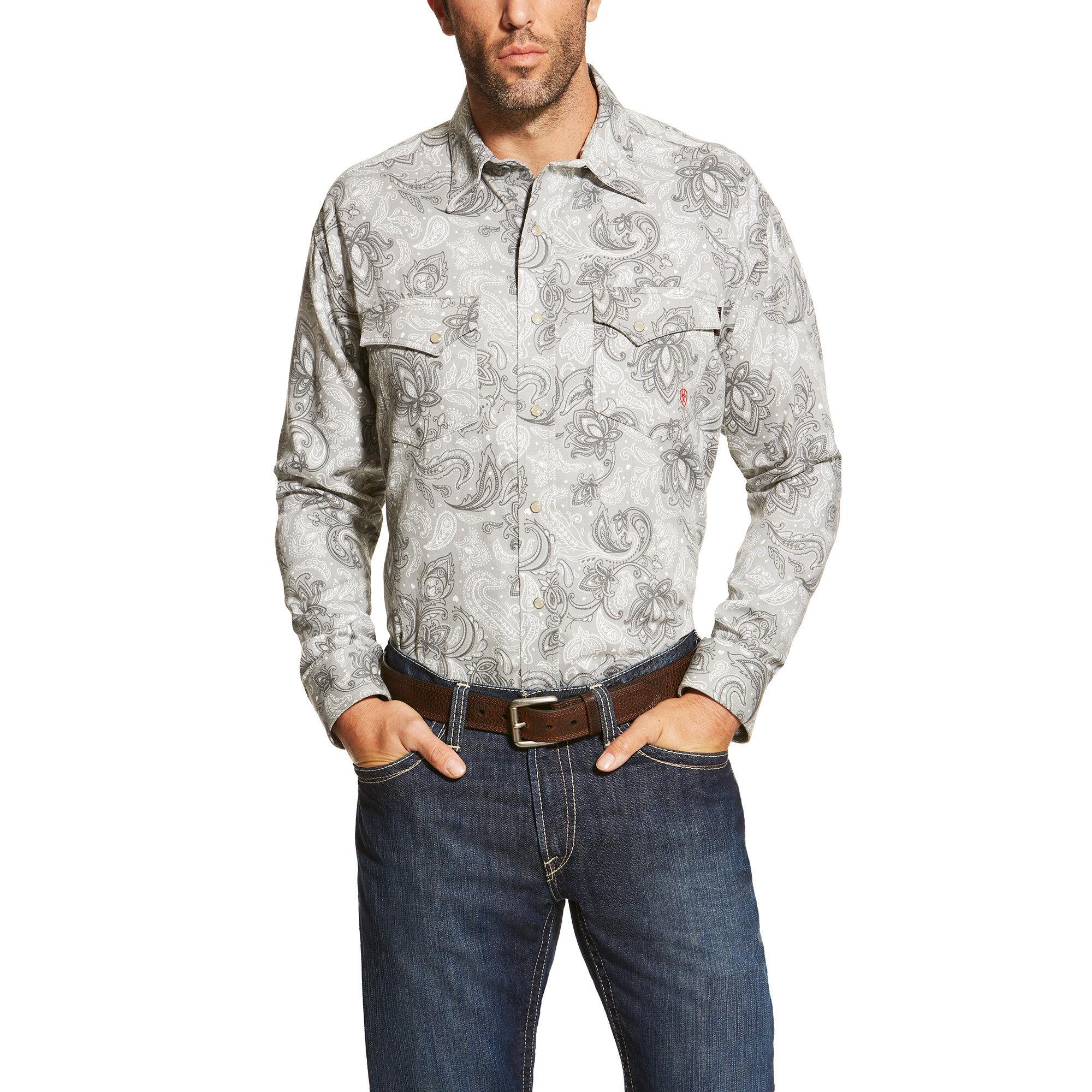 FR Milo Work Shirt