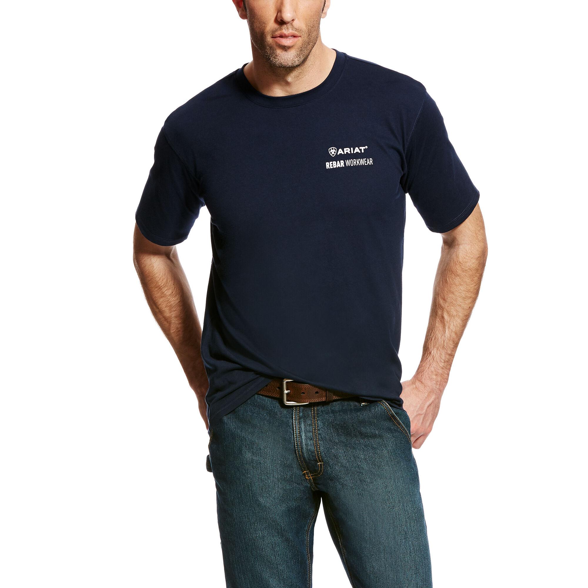 Rebar GWP Crew T-Shirt