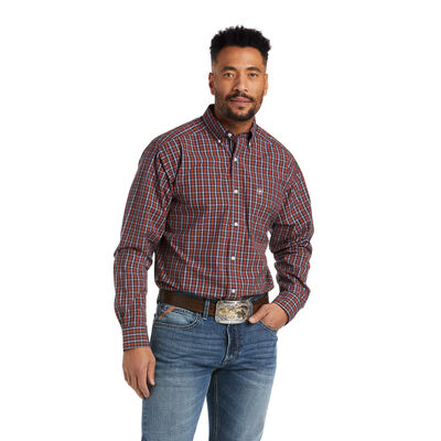 Pro Series Ursel Fitted Shirt