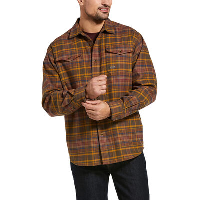 Rebar Heavyweight Flannel Shirt