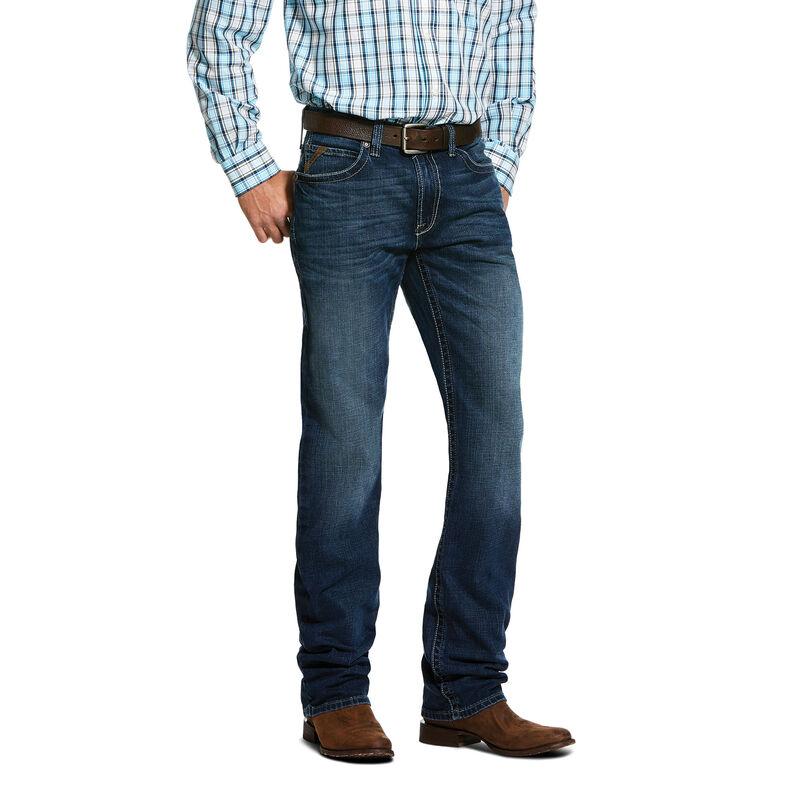M2 3D River Stackable Denali Boot Cut Jean