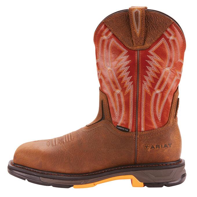 WorkHog XT Dare Carbon Toe Work Boot