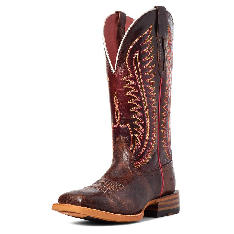 Belmont Western Boot