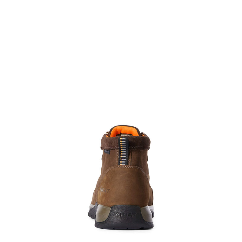 Edge LTE Moc Composite Toe Work Boot