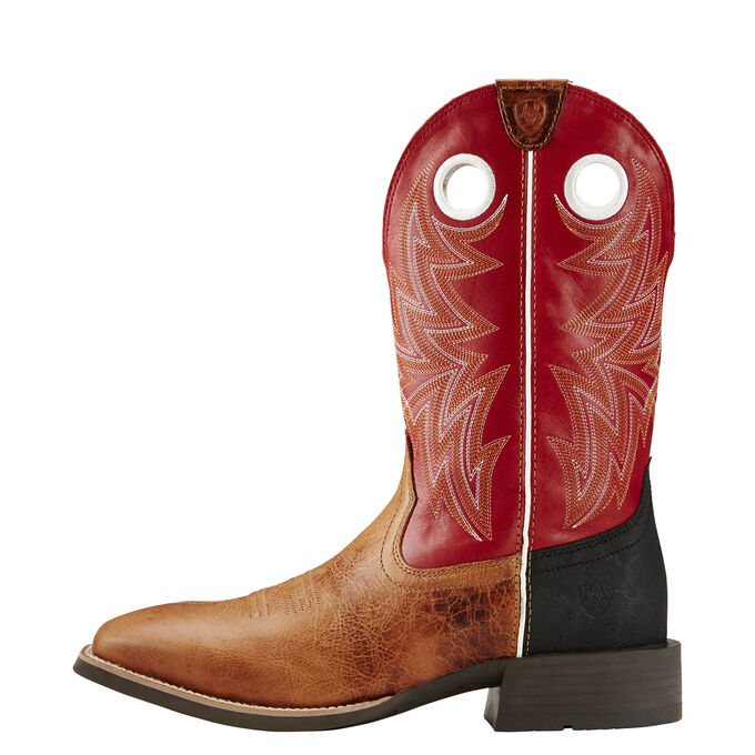 Heritage Cowhorse Western Boot