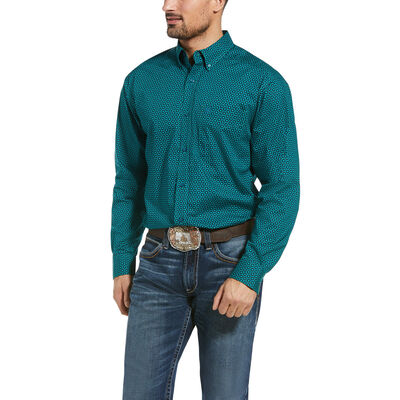 Osmos Stretch Classic Fit Shirt