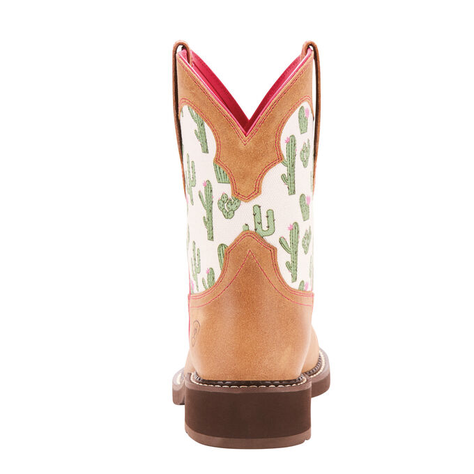 Fatbaby Heritage Twill Western Boot