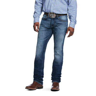M4 Low Rise Stretch Outbound Stackable Straight Leg Jean
