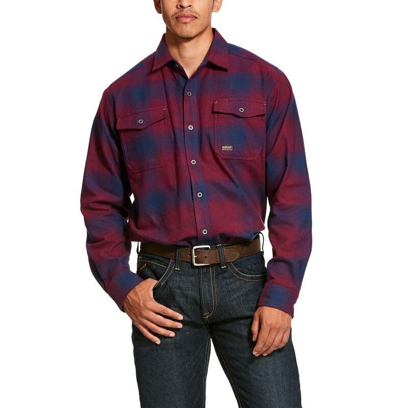 Rebar Heavyweight Flannel Classic Fit Shirt