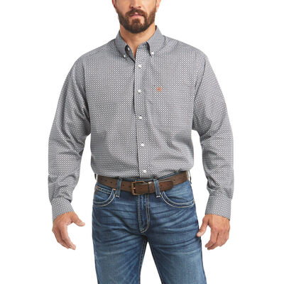 Wrinkle Free Earnest Classic Fit Shirt