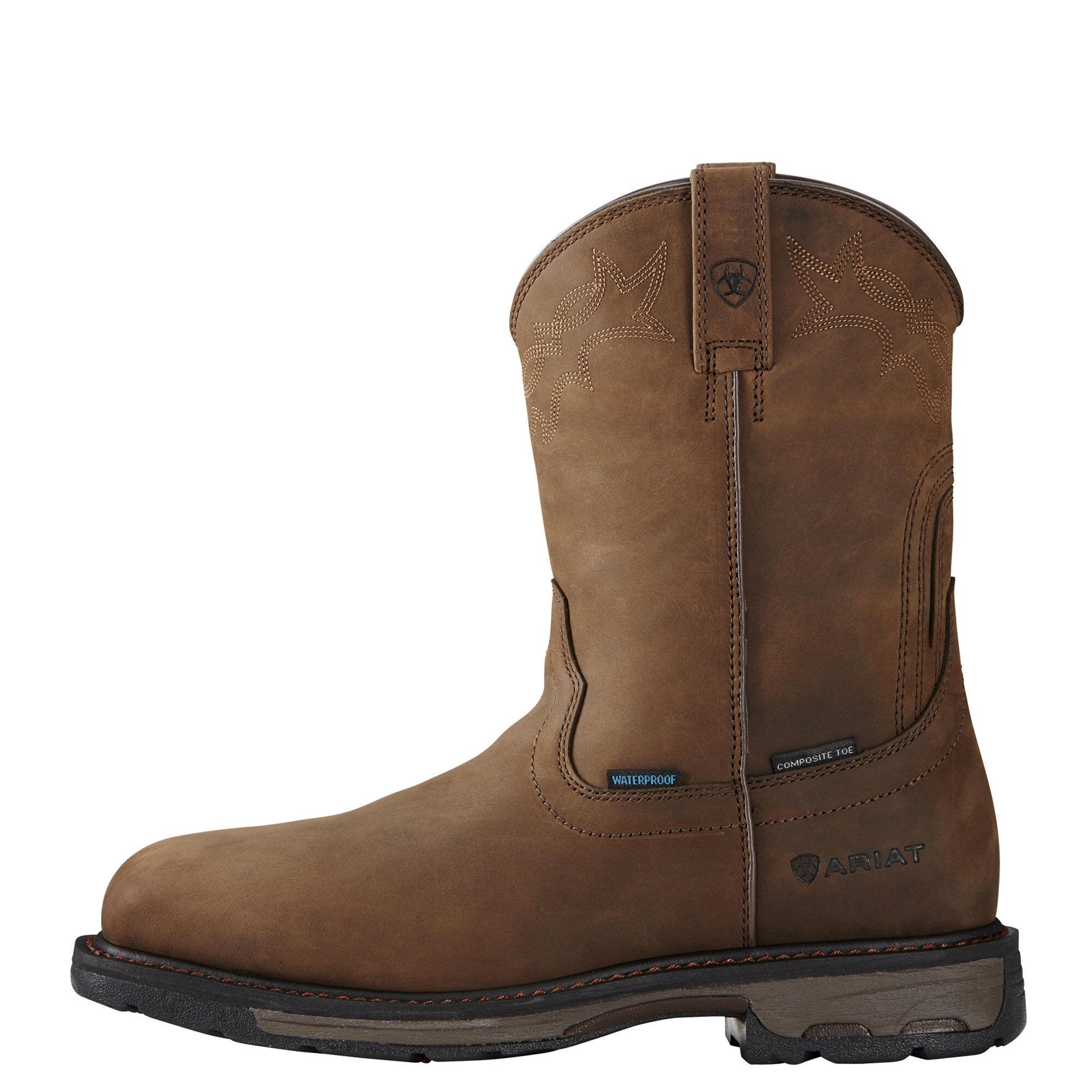 d923b032cdb are ariat work boots waterproof