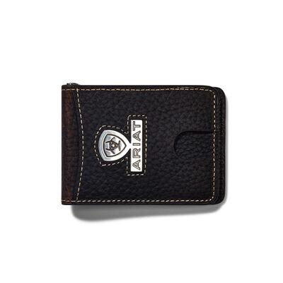 Bifold Slim Wallet Staked Logo