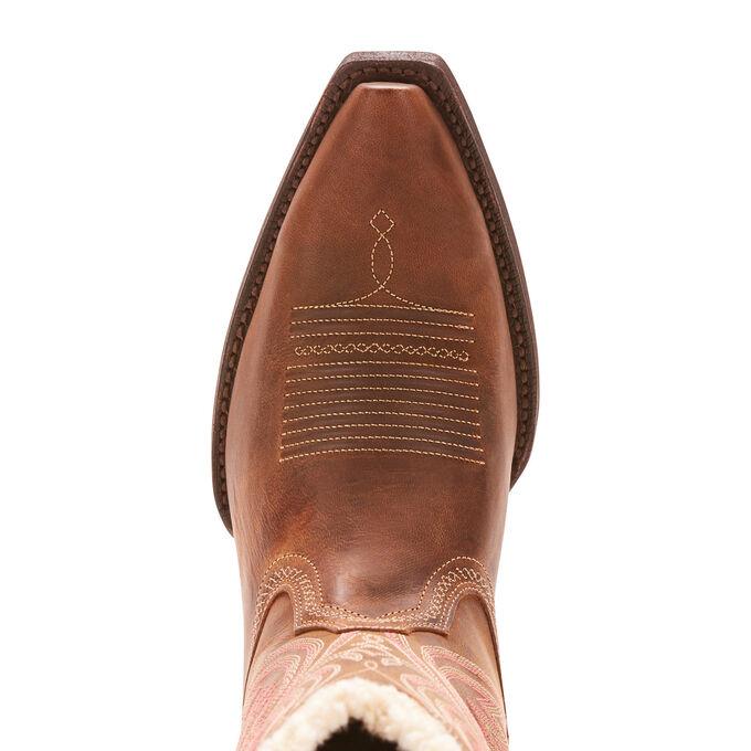 Alabama Fleece Western Boot