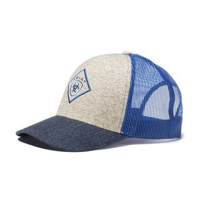Diamond Logo Snapback Cap