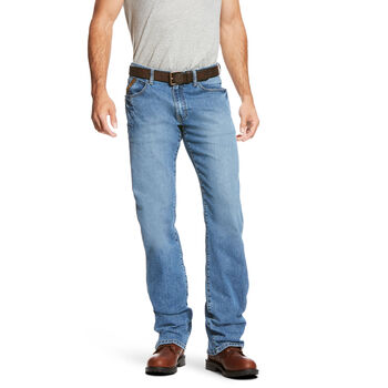 Rebar M4 Low Rise DuraStretch Basic Boot Cut Jean