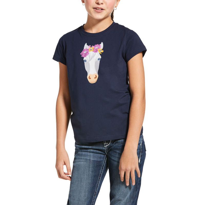 Flower Crown T-Shirt