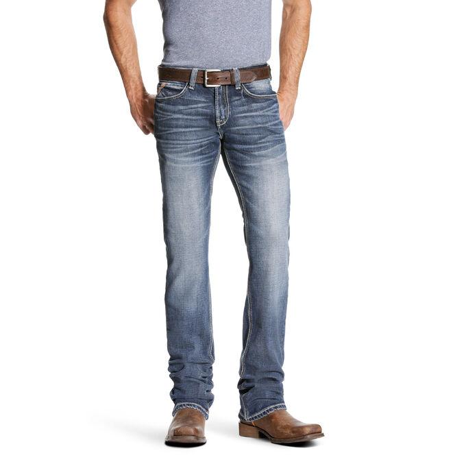 M7 Rocker Angler Stretch Stackable Straight Leg Jean