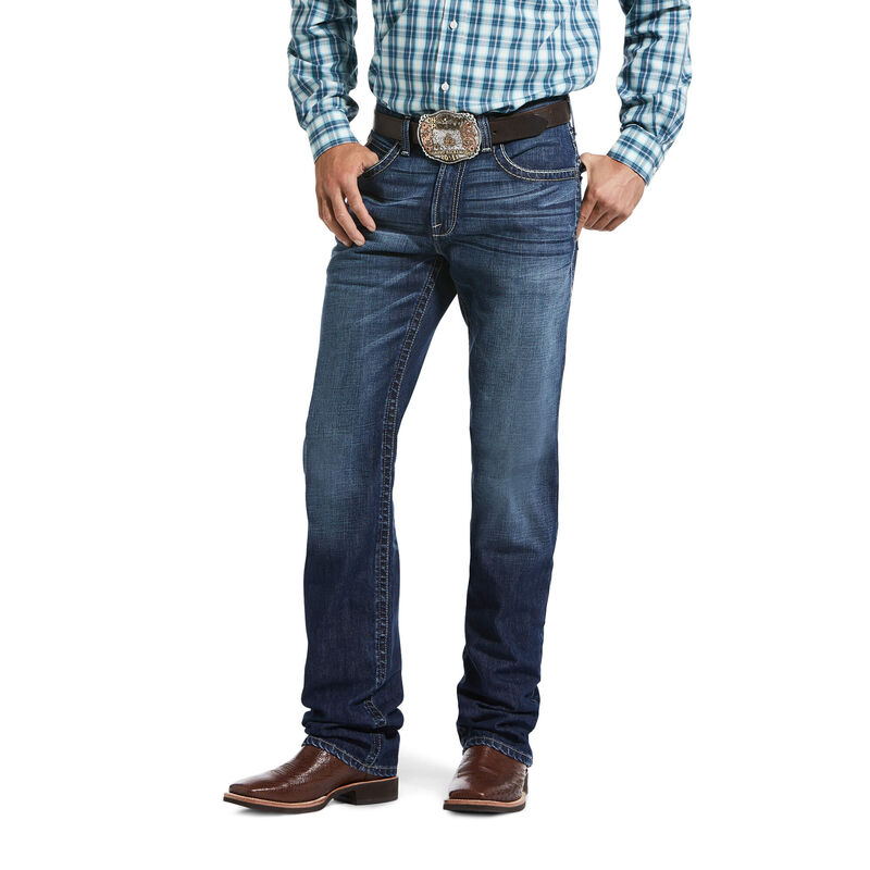 M2 Relaxed Brandtley Boot Cut Jean