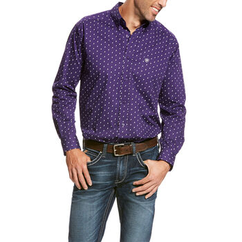 Collegiate Stretch Shirt