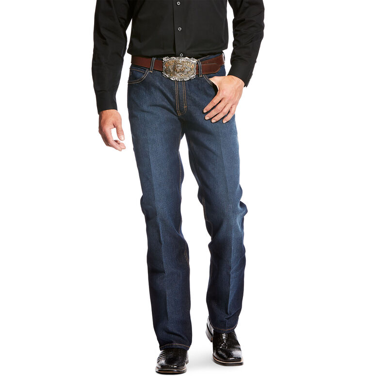 Relentless Relaxed Fit Stretch Deuces Boot Cut Jean