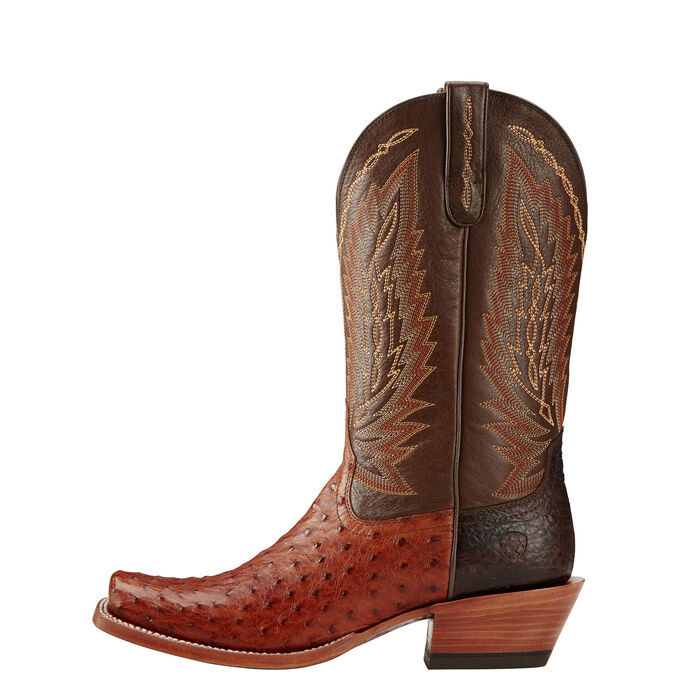 Super Stakes Western Boot