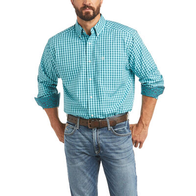 Wrinkle Free Ernie Classic Fit Shirt
